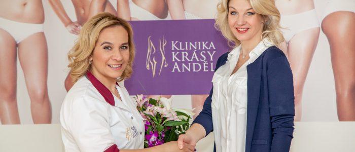 Sabina Laurinová, kosmetický salon
