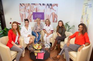 Celebrity na klinice krásy Anděl