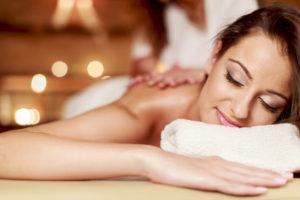 Masáže a tělové procedury