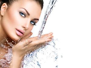kosmetický salon - hydratace pleti