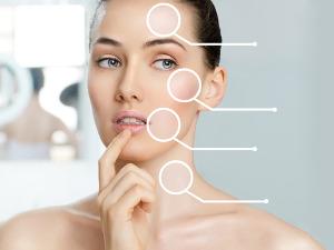 kosmetický salon - problematická a citlivá pleť