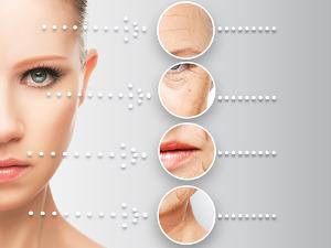 kosmetický salon - protivrásková péče